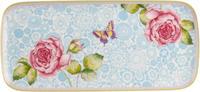 Obdĺžnikový podnos 35 x 16 cm Rose Cottage