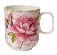 Hrnček 0,35 l / ružový Rose Cottage