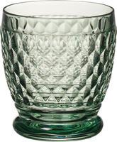 Zelený pohár Boston Coloured