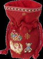 Gobelínové vrecúško 20 x 30 cm Christmas Toys
