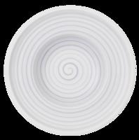 Hlboký tanier 25 cm Artesano Nature Bleu