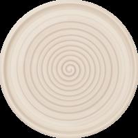 Tanier na pizzu 32 cm Artesano Nature Beige