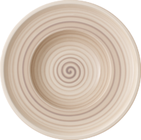 Hlboký tanier 25 cm Artesano Nature Beige