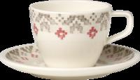 Kávová šálka 0,25 l s podšálkou Artesano Montagne