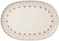 Oválny tanier na ryby 43 x 30 cm Artesano Montagne