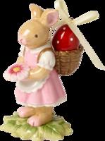 Zajačica s košíkom Bunny Family