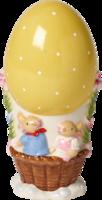 Zajačikovia v balóne Bunny Family