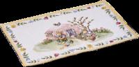 Gobelínové prestieranie, zajace 32 x 48 cm Easter