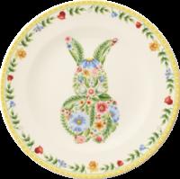 Dezertný tanier, zajac 21,5 cm Spring Awakening