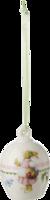 Závesný zvonček, zajačica 7 cm Spring Eggs