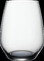Pohár na vodu 0,42 l, 4 ks CL Cosy Grey