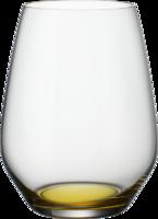 Pohár na vodu 0,42 l, 4 ks CL Lemon Pie