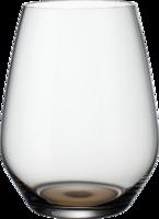 Pohár na vodu 0,42 l, 4 ks CL Natural Cotton