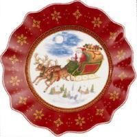 Dezertný tanier 2018 Annual Christmas Edition