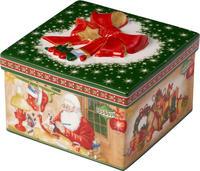 Dóza, hranatý darček Christmas Toys