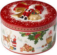 Dóza, okrúhly darček, sob Christmas Toys
