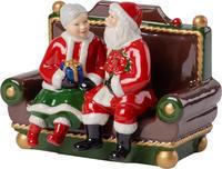 Santa a jeho pani 15,5 cm Christmas Toys
