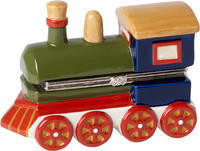 Dóza, lokomotíva, 12 cm Christmas Toys