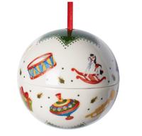 Závesná otvárateľná guľa, hračky My Christmas Tree