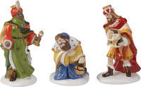 Figúrky Troch kráľov Nativity