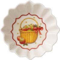 Mini miska, jablká, 11 cm Toy's Fantasy