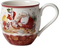Hrnček, Santa v dielni, 0,45 l Toy's Fantasy