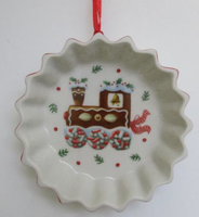 Závesná formička, vláčik Winter Bakery Decoration