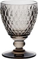 Dymový pohár na biele víno Boston Coloured