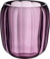 Lampa na čajovú sviečku, fialová Coloured DeLight