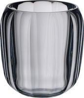 Lampa na čajovú sviečku, sivá Coloured DeLight