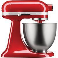 Kuchynský robot MINI 250 W červená metalíza KA