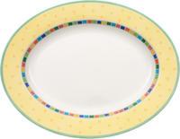 Oválny tanier 34 cm Twist Alea Limone
