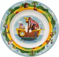 Detský plytký tanier Chewy's Treasure Hunt