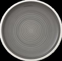 Plytký tanier 27 cm Manufacture gris
