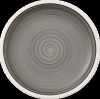 Tanier na chlieb/maslo 16 cm Manufacture gris