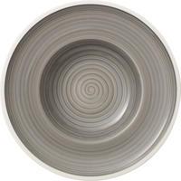 Hlboký tanier 25 cm Manufacture gris