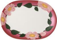 Multifunkčný tanier Rose Sauvage framboise