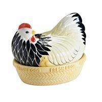 Nádoba na vajcia, sliepka 21 x 16,5 cm  Mason Cash