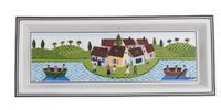 Miska obdĺžniková 23,6 x 9,7 cm Design Naif Gifts
