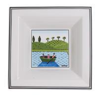 Miska štvorcová 14 x 14 cm Design Naif Gifts