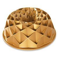 Forma na bábovku JUBILEE zlatá Nordic Ware