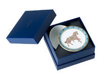 Dekoratívny box 11 cm Samarkand Aquamarin Gifts