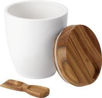 Dóza na čaj s vekom a lyžičkou Artesano Original
