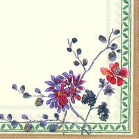 Servítky 25 x 25 cm Artesano Provençal Verdure