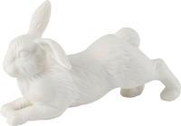 Bežiaci zajačik 15 x 5 x 9 cm Easter Bunnies