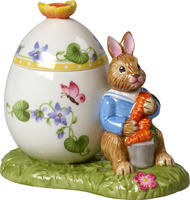 Dóza vajíčko, zajačik Max s mrkvami Bunny Tales