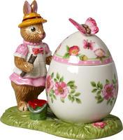 Dóza vajíčko, maľujúca Anna Bunny Tales