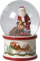Snehová guľa, veľká, 17 cm Christmas Toys