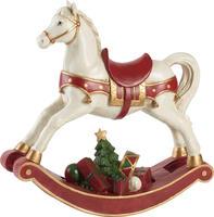 Hojdací koník 33 x 11 x 32,5 cm Christmas Toys