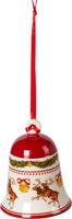 Závesný zvonček, soby 7 cm My Christmas Tree